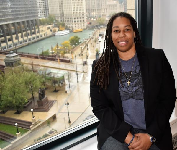Kimberly Moore of KDM Engineering Chicago
